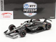 Ed Carpenter Chevrolet #20 IndyCar Series 2020 Ed Carpenter Racing 1:18 Greenlight