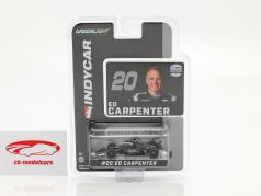 Ed Carpenter Chevrolet #20 IndyCar Series 2020 Ed Carpenter Racing 1:64 Greenlight