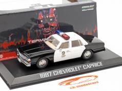 Chevrolet Caprice Metropolitan Police 1987 Film Terminator II (1991) 1:43 Greenlight
