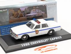 Chevrolet Caprice Police Car 1980 电影 Groundhog Day (1993) 1:43 Greenlight