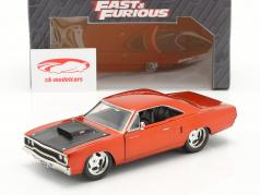 Plymouth Road Runner à partir de la Film Fast and Furious 7 2015 1:24 Jada Toys