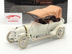 Austro Daimler #51 gagnant Promenade du prince Heinrich 1910 F. Porsche 1:18 Fahr(T)raum