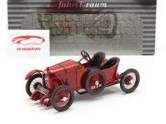 Austro Daimler Sascha ADS-R #2 Baujahr 1922 rot 1:18 Fahr(T)raum