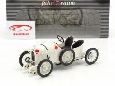 Austro Daimler Sascha ADS-R Byggeår 1922 hvid 1:18 Fahr(T)raum