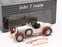 Austro Daimler ADR 6 Sport Torpedo Bouwjaar 1929 Wit / rood 1:43 Fahr(T)raum