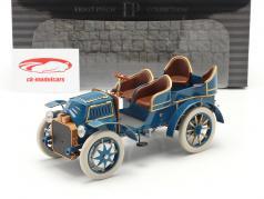Lohner Porsche Mixte Hybrid 建设年份 1901 蓝色 1:18 Fahr(T)raum