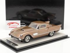 Ferrari 410 Superfast (0483SA) 1956 bronze metallic 1:18 Tecnomodel