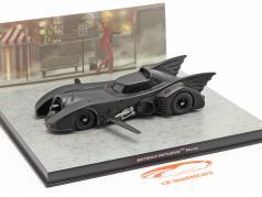 Batman Batmobile 映画 Batman Returns (1992) 黒 1:43 Altaya