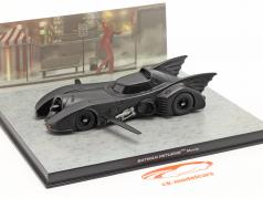 Batman Batmobile Movie Batman Returns (1992) black 1:43 Altaya