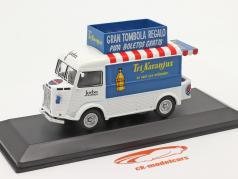Citroen Type H camioneta TriNaranjus Año de construcción 1959 Blanco / azul / rojo 1:43 Altaya