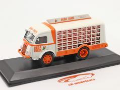 Renault Galion Caminhão Beba Fanta Ano de construção 1964 Branco / laranja 1:43 Altaya