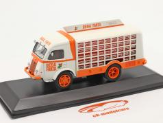 Renault Galion Camion Beba Fanta Anno di costruzione 1964 bianca / arancia 1:43 Altaya