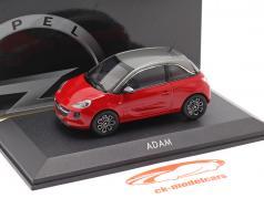 Opel Adam rojo 1:43 iScale