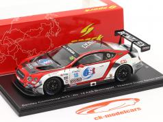 Bentley Continental GT3 #18 Tailândia Super Series 2018 1:43 Spark