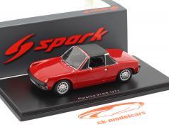 Porsche 914/6 Año de construcción 1973 rojo 1:43 Spark