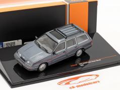 Ford Sierra Ghia Estate (Rural) Byggeår 1988 gråblå metallisk 1:43 Ixo