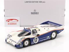 Porsche 962C #17 优胜者 24h LeMans 1987 Stuck, Bell, Holbert 1:18 Norev