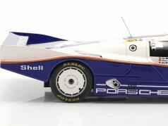 Porsche 962C #1 победитель 24h LeMans 1986 Stuck, Bell, Holbert 1:18 Norev