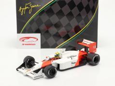 Ayrton Senna McLaren MP4/4 #12 Japan GP formule 1 Wereldkampioen 1988 1:18 Premium X