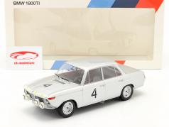 BMW 1800 TI #4 vencedora 24h Spa 1965 Ickx, van Ophem 1:18 Minichamps