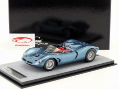 Bizzarrini P538 Spyder Press 1965 Californie bleu 1:18 Tecnomodel/2. choix
