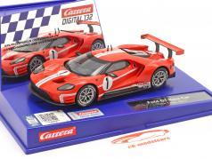 Digital 132 SlotCar Ford GT Race Car Time Twist #1 1:32 Carrera