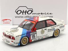BMW M3 (E30) Sport Evolution #15 DTM Champion 1989 R. Ravaglia 1:12 OTTOmobile