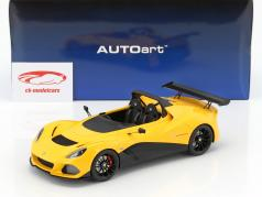 Lotus 3-Eleven year 2017 yellow 1:18 AUTOart