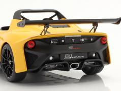 Lotus 3-Eleven año de construcción 2017 amarillo 1:18 AUTOart