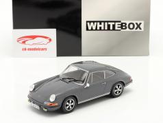 Porsche 911 S Baujahr 1968 grau 1:24 WhiteBox