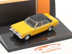 Ford Taunus GXL Byggeår 1983 gul / sort 1:43 Ixo
