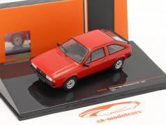 Volkswagen VW Scirocco II GT / GTI Año de construcción 1981 rojo 1:43 Ixo