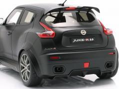 Nissan Juke R 2.0 anno di costruzione 2016 tappetino nero 1:18 AUTOart