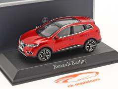 Renault Kadjar 建设年份 2020 火焰 红色的 1:43 Norev