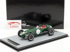 Cliff Allison Lotus 12 #40 4th Belgian GP formula 1 1958 1:18 Tecnomodel