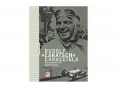"""本: Rudolf """"Caratsch"""" Caracciola 沿って Günther Molter"""
