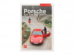 Livre: Porsche 924, 944, 968 et 928 Déplacé Fois de Thomas Fuths