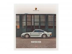 Book: Porsche 959 by Jürgen Lewandowski
