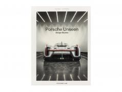 Libro: Porsche Non visto - design Studi a partire dal Stefan Bogner