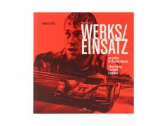 Boek: Porsche Fabrieksgebruik van Frank Kayser (Duitse)