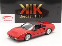 Ferrari 328 GTS Год постройки 1985 красный 1:18 KK-Scale