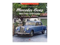 livro: Mercedes-Benz 180 / 190 / 219 / 220a - você lata depender em qualidade