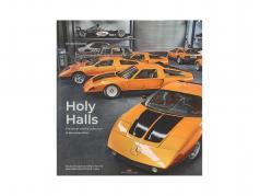 Boek: Holy Halls door Christof Vieweg (Engels)