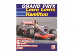 Book: Grand Prix - lion Lewis Hamilton by Achim Schlang