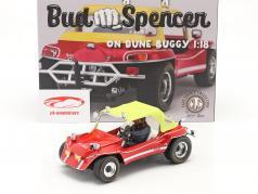 Puma Dune Buggy 1972 Med figur Bud Spencer 1:18 Infinite Statue