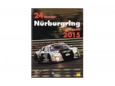 Libro: 24 Horas Nürburgring Nordschleife 2015 (Grupo C Motorsport Compañia de publicidad)