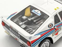 Lancia 037 Rally #3 ganador Rallye acrópolis 1983 Röhrl, Geistdörfer 1:18 Ixo
