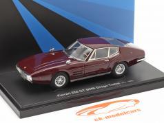 Ferrari 250 GT SWB Drogo Tadini Année de construction 1968 foncé rouge 1:43 AutoCult