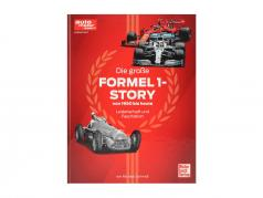 Book: The extensive formula 1 story from 1950 until today