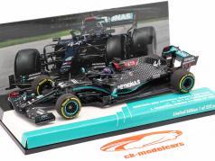 L. Hamilton Mercedes-AMG F1 W11 #44 Winner Steiermark GP fórmula 1 Campeón mundial 2020 1:43 Minichamps